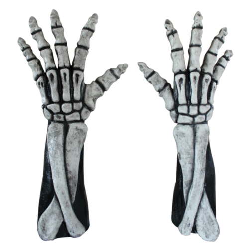 Skeleton arms png. Reaper style halloween horror