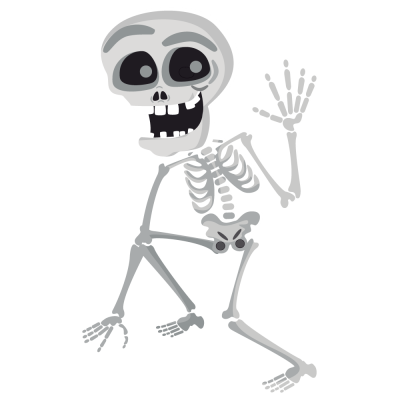 Skeleton clipart chiropractor. Download free png transparent