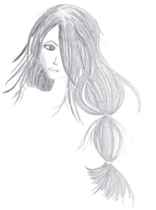Sketching drawing feeling. Sketches by susan d