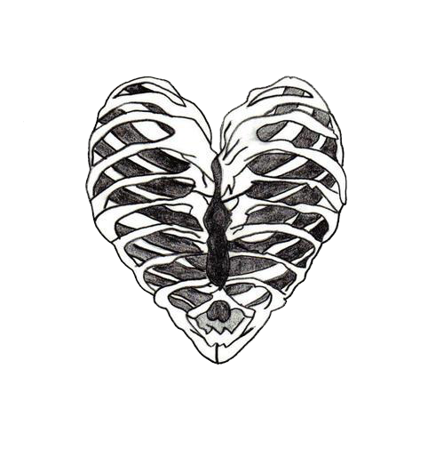 Sketching drawing heart. Tumblr transparent google search