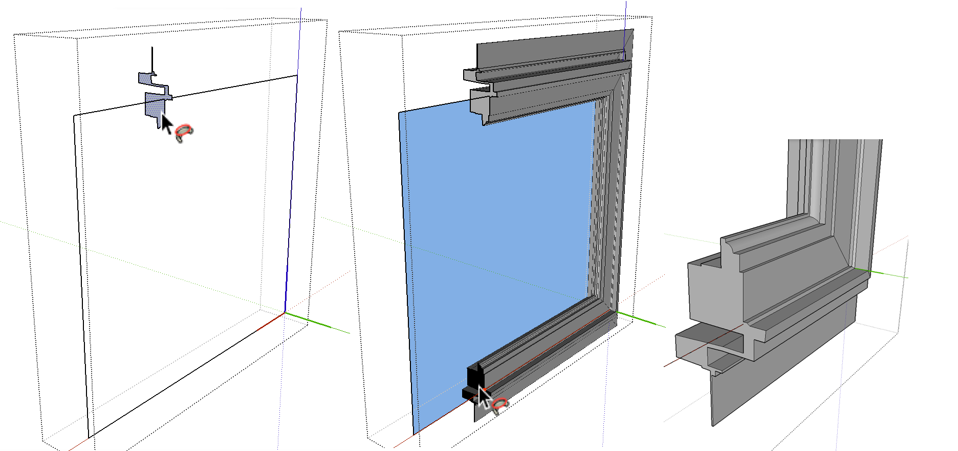 Sketchup drawing practice, Picture #1182277 sketchup drawing practice