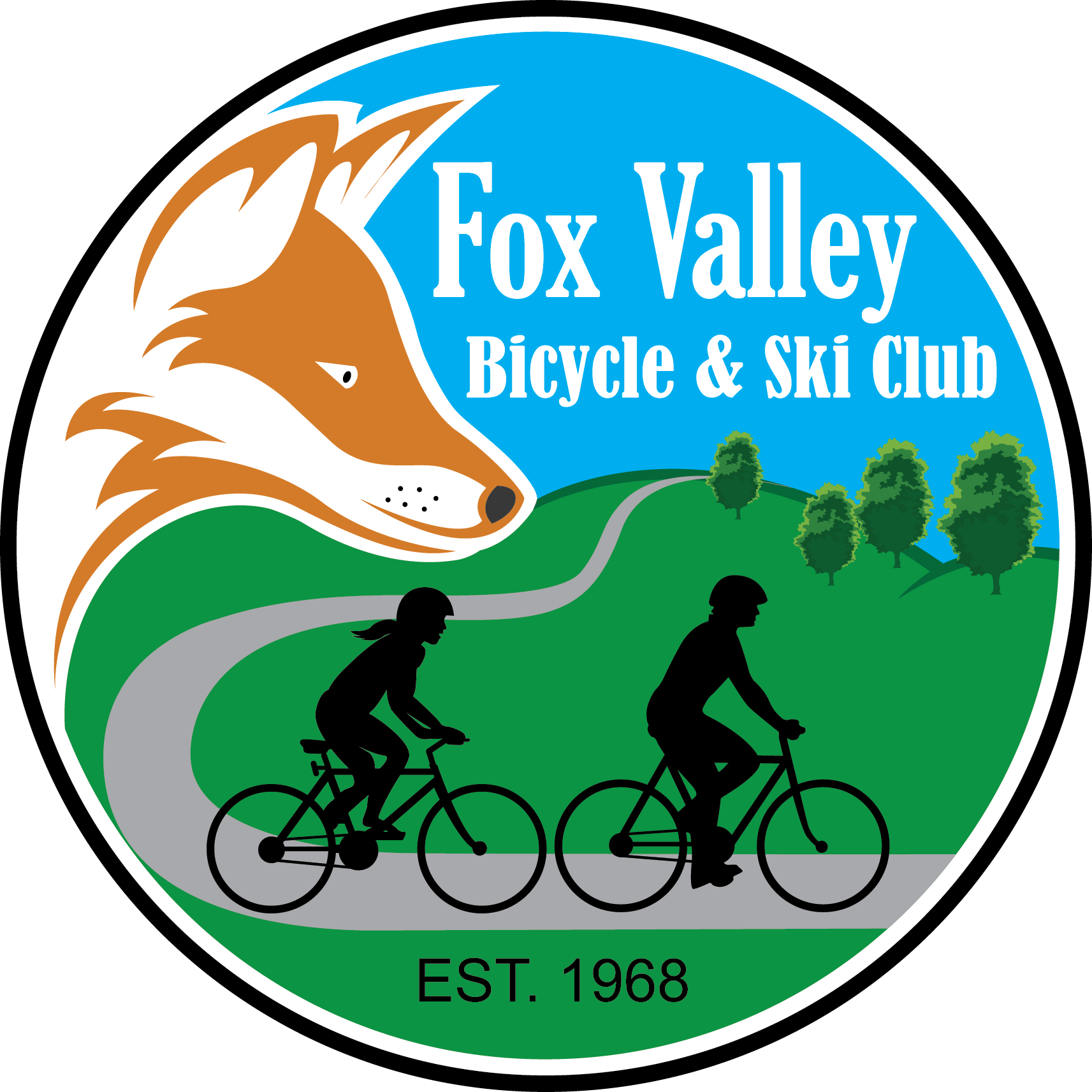 Ski clip club. History of fvbsc fox