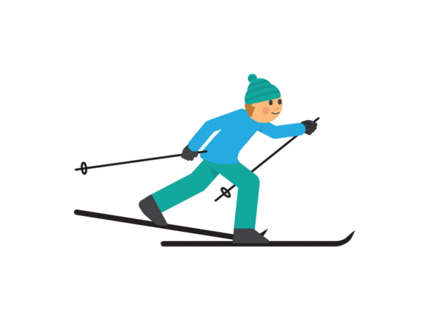 Skis clipart cross country skis. Download skiing png photo