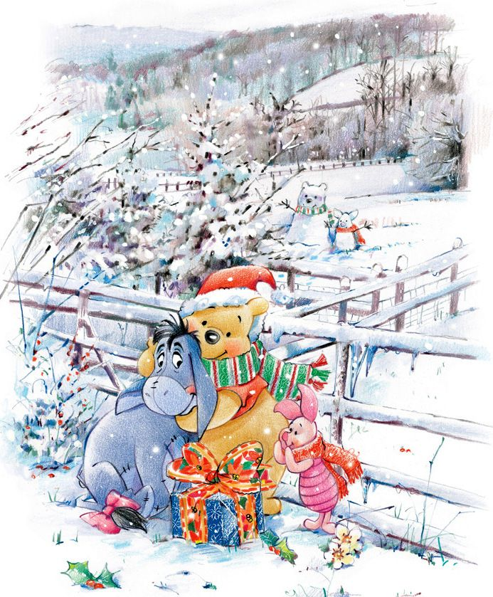 Ski clipart winnie the pooh. Best and friends