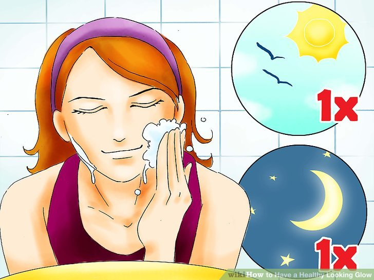 Skin clipart healthy skin. Ways to have