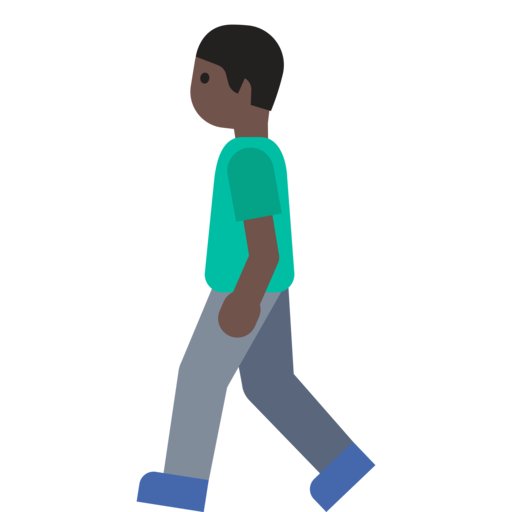 Skin clipart person. Google android nougat