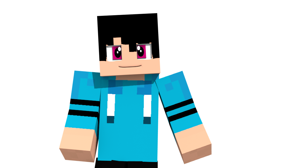 Minecraft skin png. Blender by koutatran on
