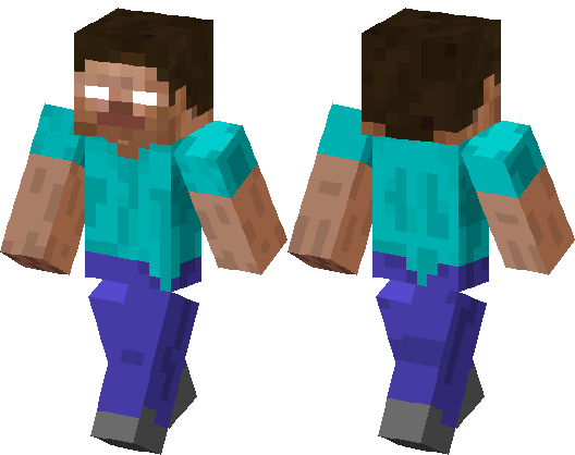 Skin minecraft png download. Herobrine hub