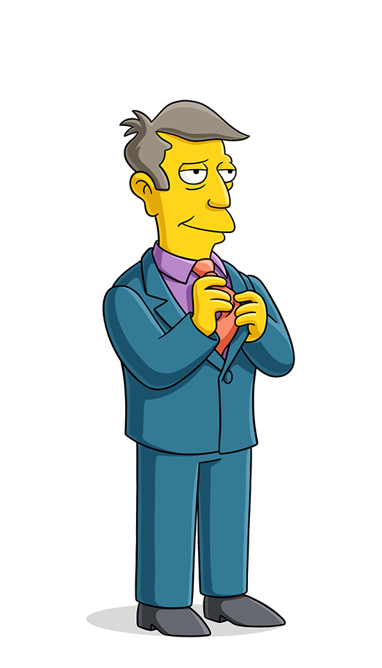 simpsons student png