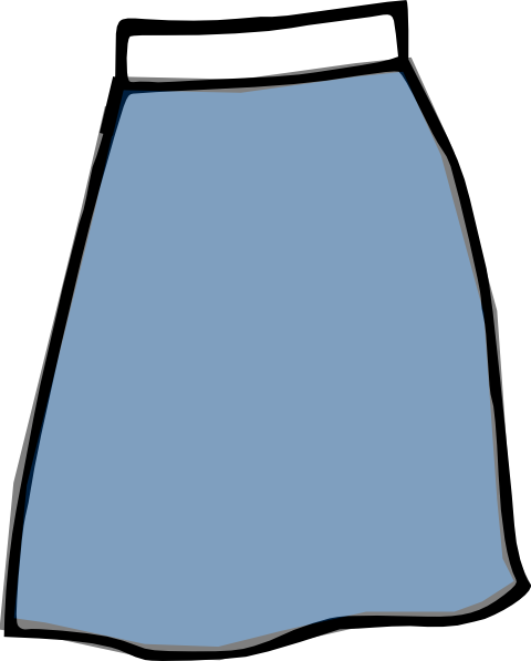 Skirt clipart animated. Skirts free download best