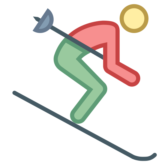 Skis clipart green. Skiing png images free