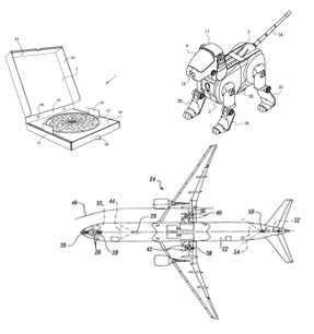Electronics drawing patent. What is a utility