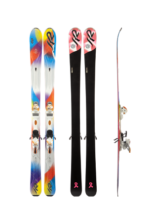 Skis drawing snowboard. K superstitious skied with