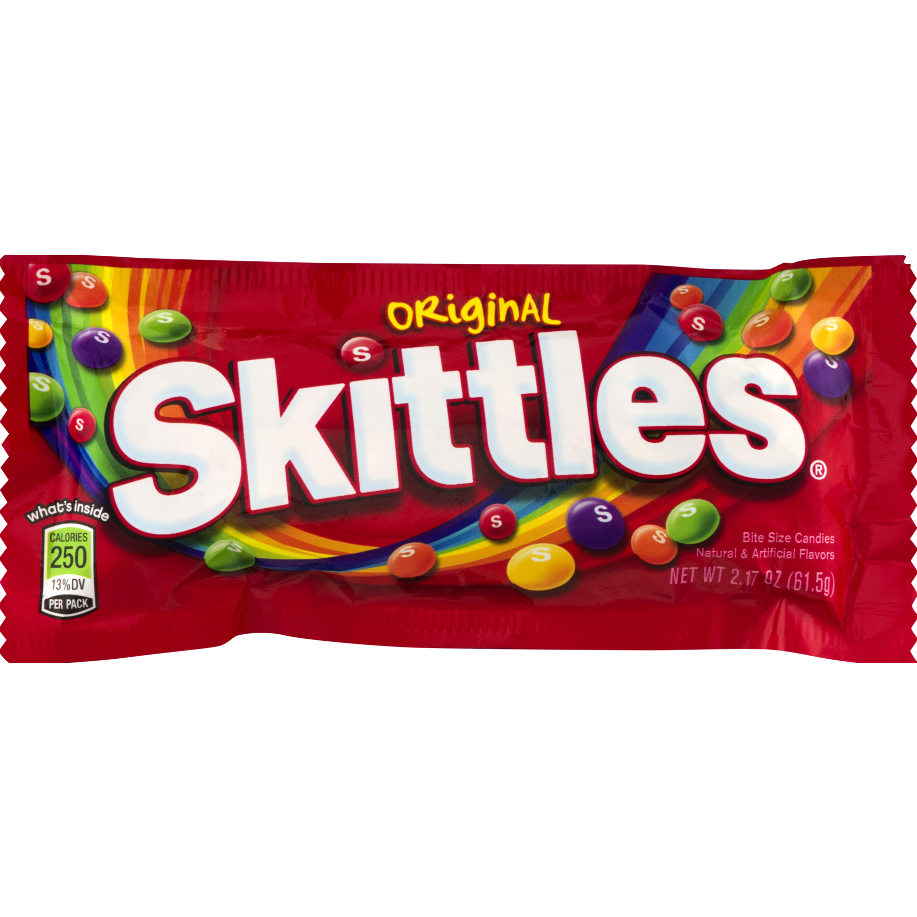 Skittles transparent. Original chewy candy oz