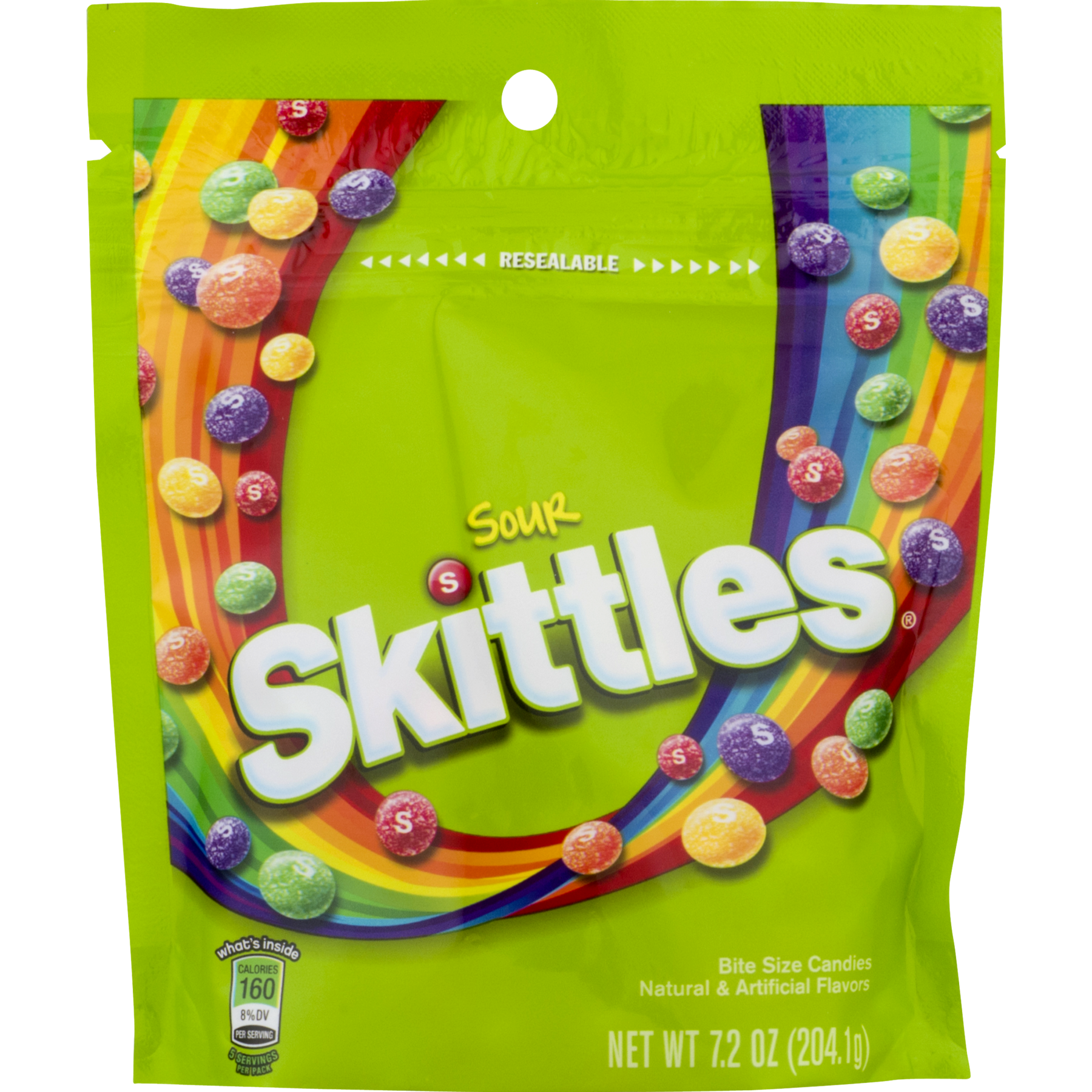 Skittles transparent clear. Sour chewy candy oz