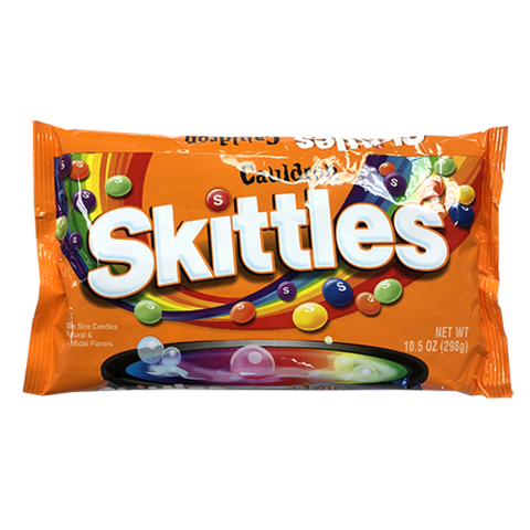 Skittles Transpa Purple Pack