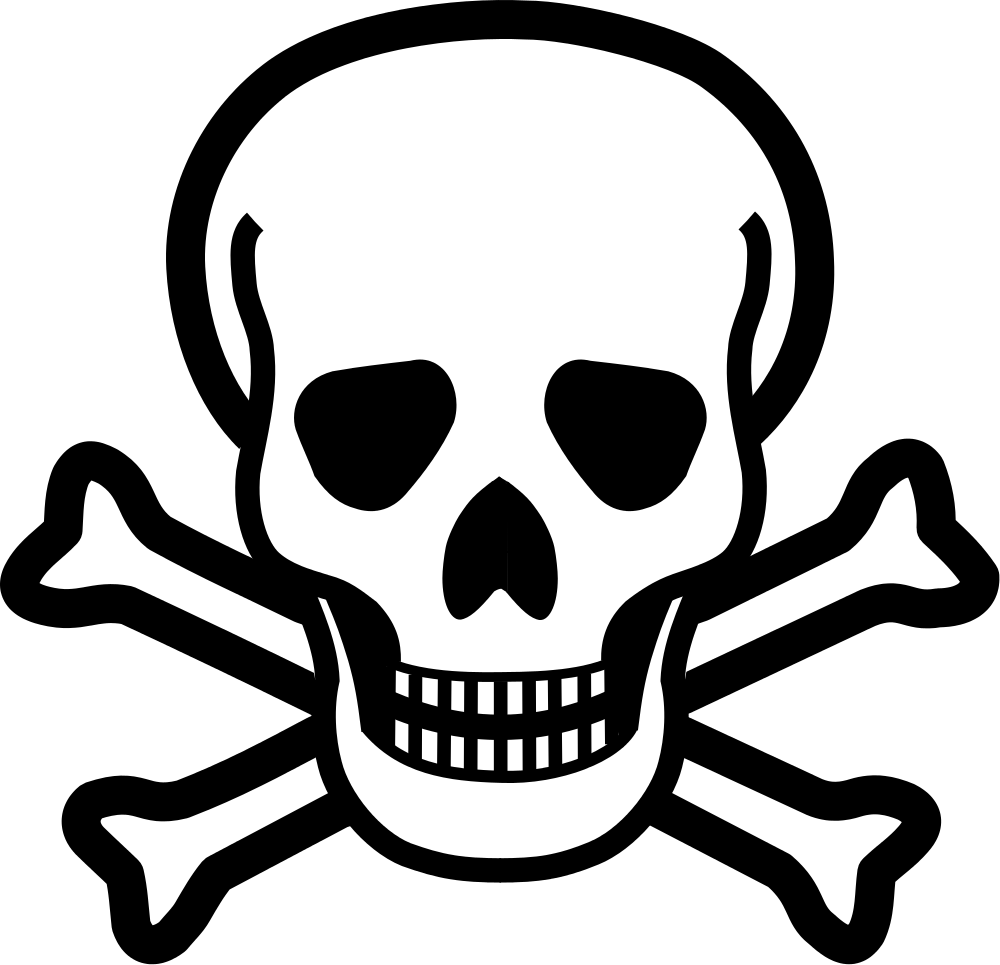 File crossbones svg wikimedia. Skull and bones png png royalty free