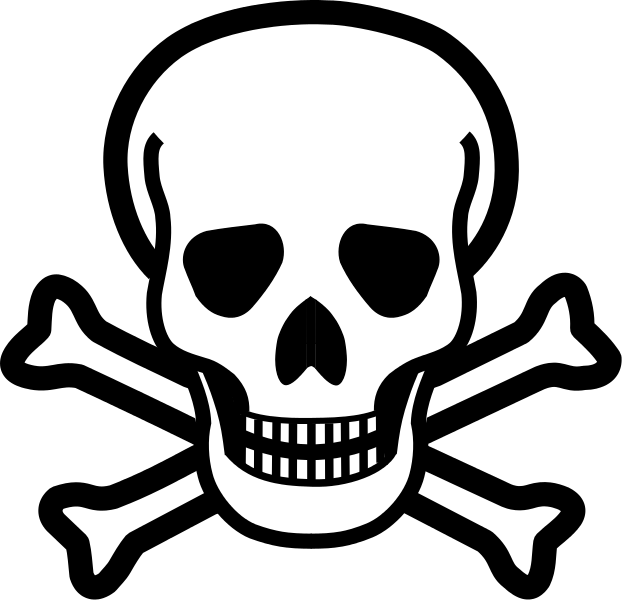 Skull and crossbones png transparent background. Picture free icons backgrounds