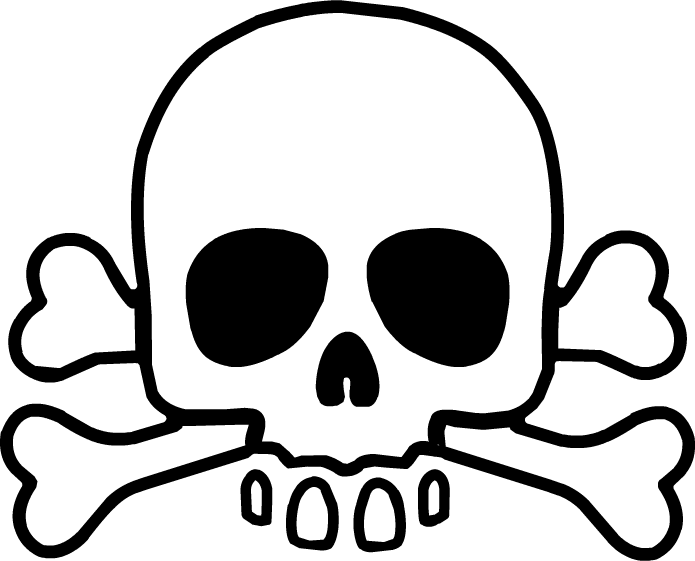 Skull and crossbones png transparent background. Check all