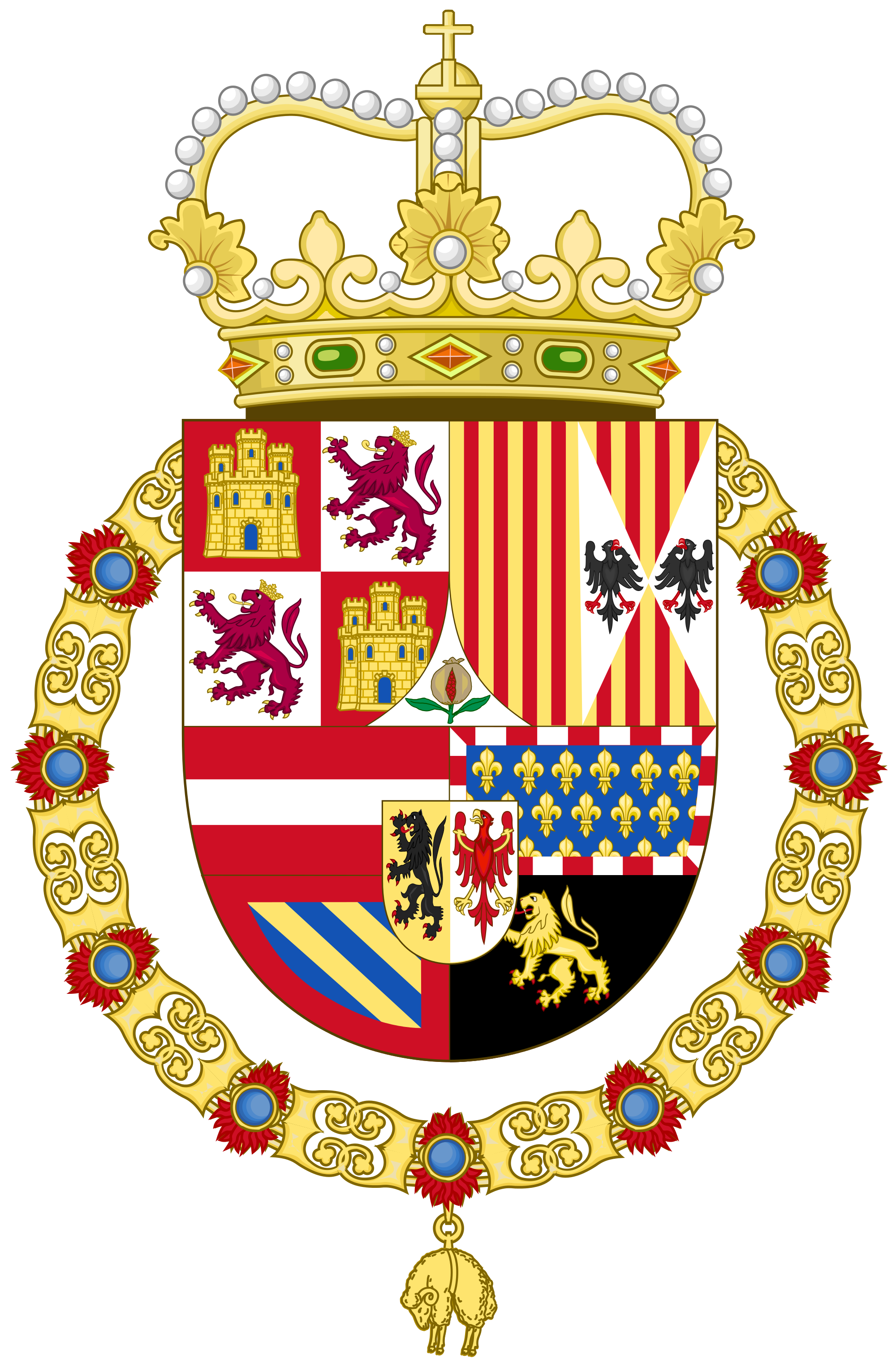 Serrano coat of arms png