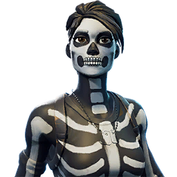 Skull trooper clipart dancing. Fortnite skins fortwiz ranger