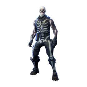 Skull trooper clipart dancing. Most viewed purepng free