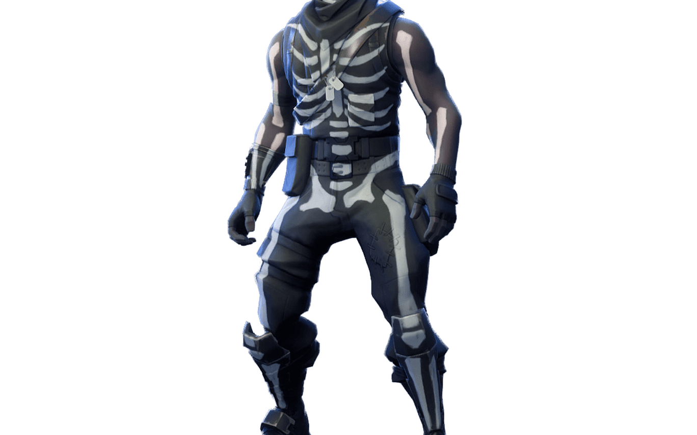 Skull trooper clipart drawing easy. Png transparent cc free