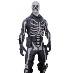 Skull trooper clipart face. Popular and trending stickers