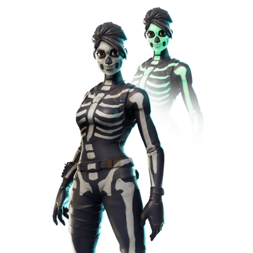 Skull trooper clipart october 2018. Returns to fortnite battle
