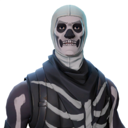 Skull trooper clipart october 2018. Outfit fortnite wiki