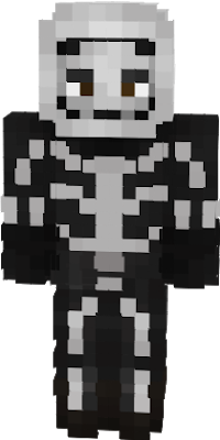 skull trooper png minecraft