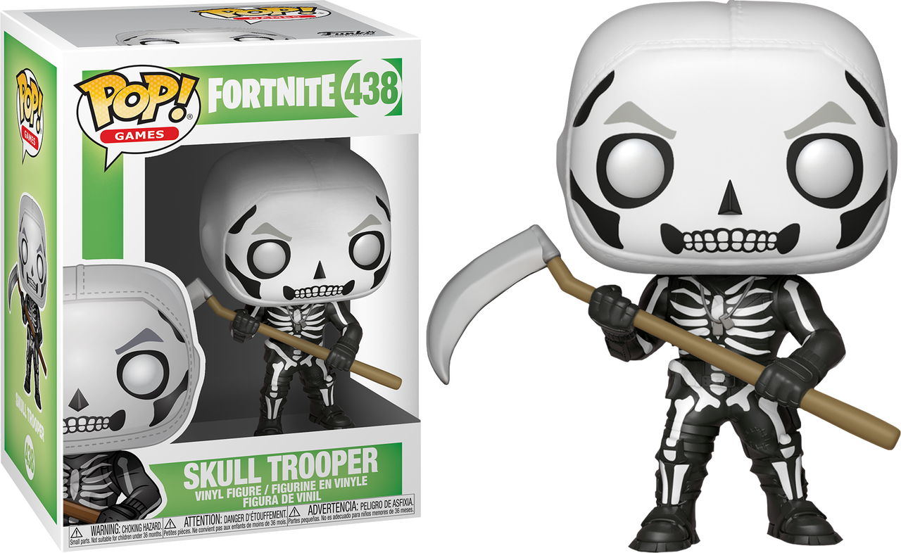 skull trooper png assault