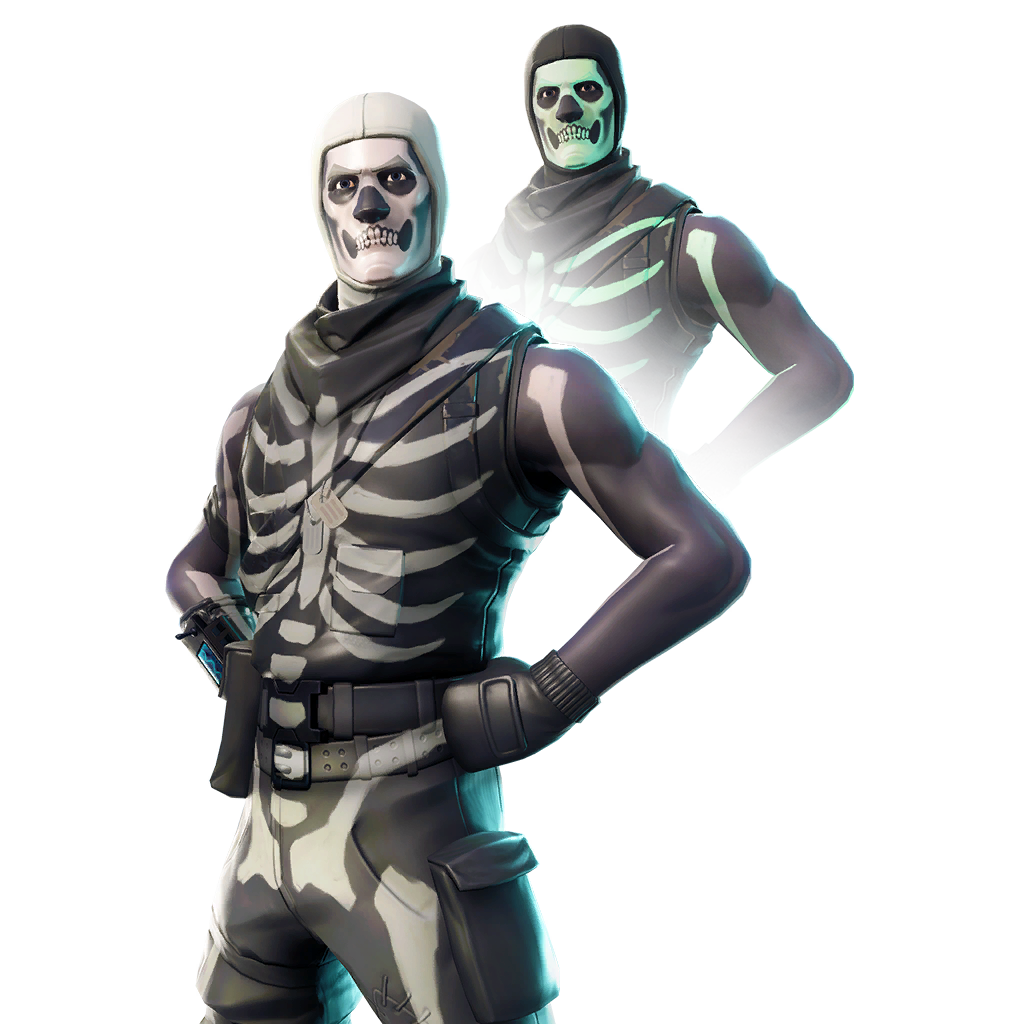 Skull trooper png real life. October th item shop