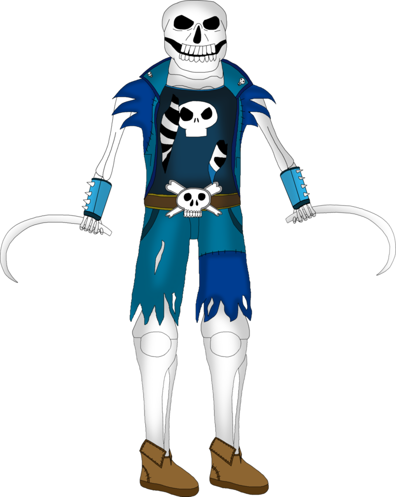 Skull trooper clipart october 2018. Ultimate destiny hector bones