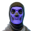 Skull trooper clipart purple transparent. Outfit fortnite wiki skulltrooper