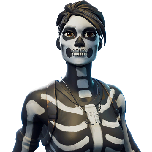 Skull trooper png. Outfit fnbr co fortnite