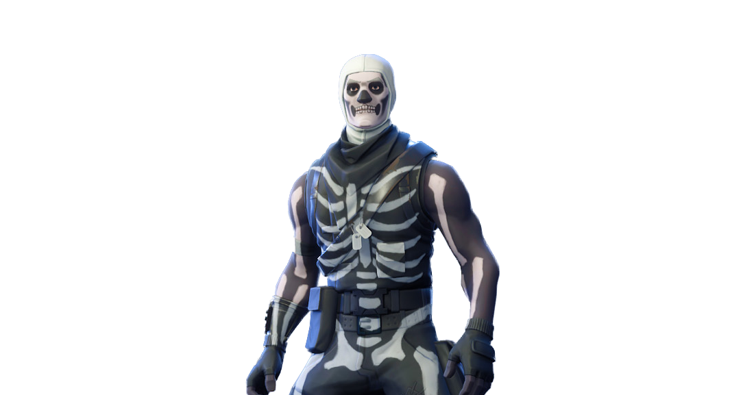 Skull trooper png. When will come back