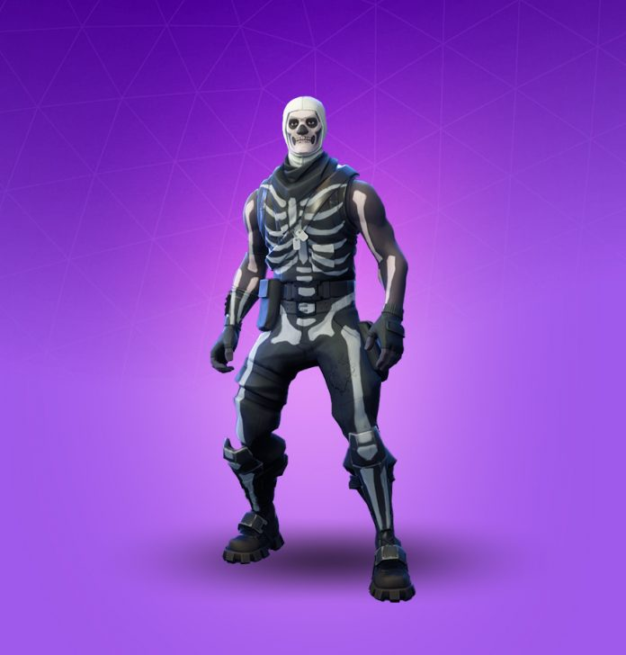 Skull trooper png animated. Fortnite outfit skin how
