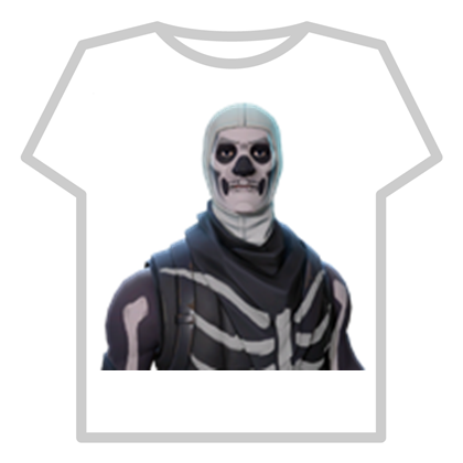 Skull trooper png free. Roblox