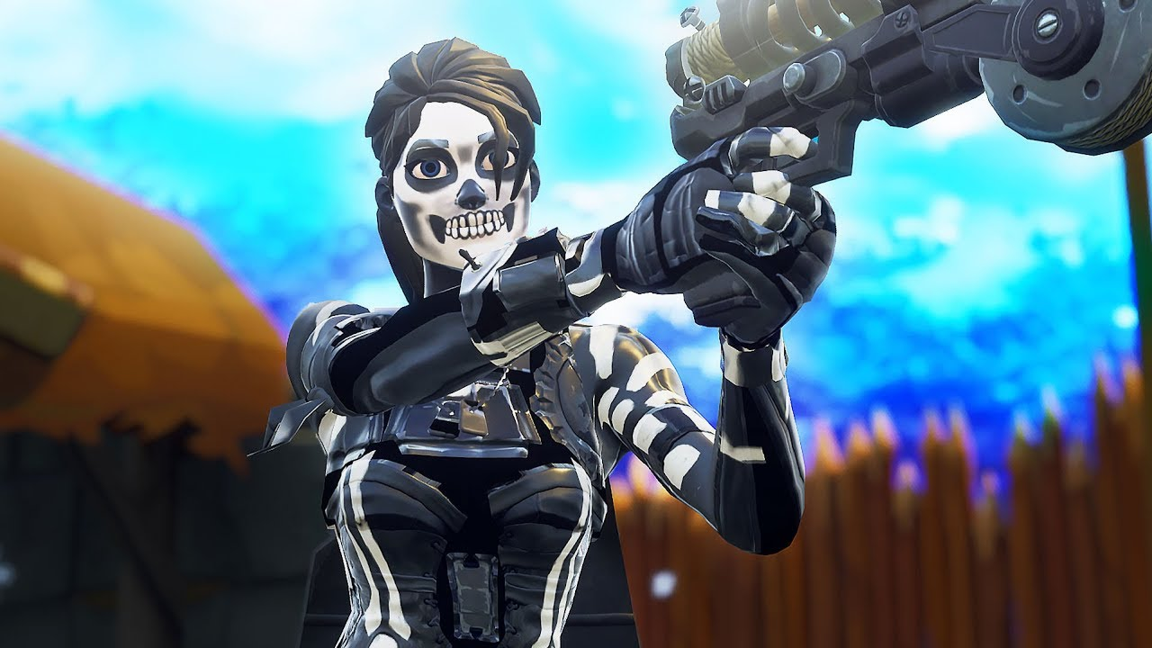 Skull trooper png zombie fortnite. How to get the
