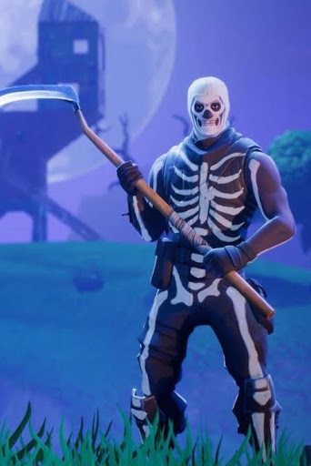 Skull trooper png phone wallpaper. Wallpapers apk androidappsapk co