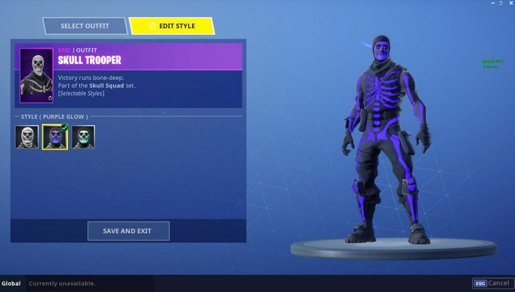 Skull trooper png rare skin. Owners of the original