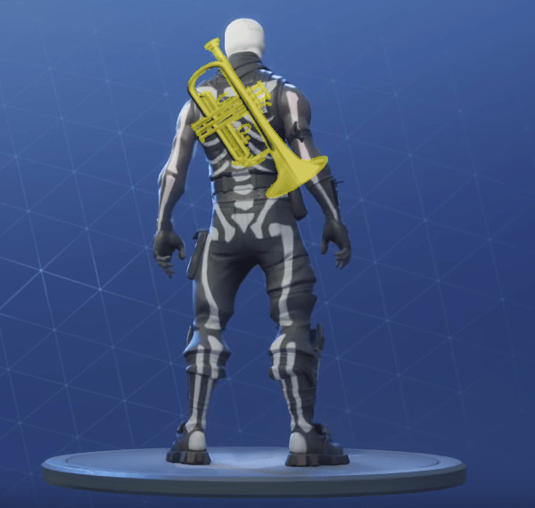 Skull trooper png assault. Re release with a
