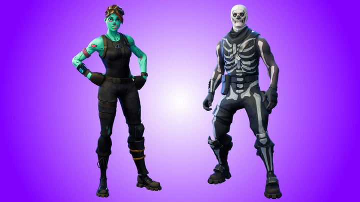 Skull trooper png zombie fortnite. The best skins and