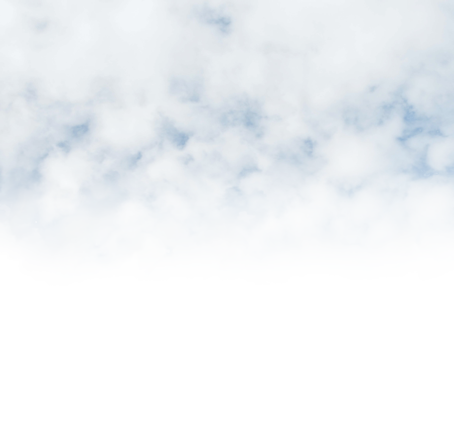 Sky and clouds png. Puffy stock photo cc