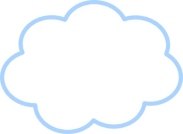 Sky clouds png. Collection of blue