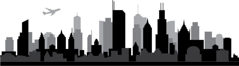 Chicago transparent city. Download free png image
