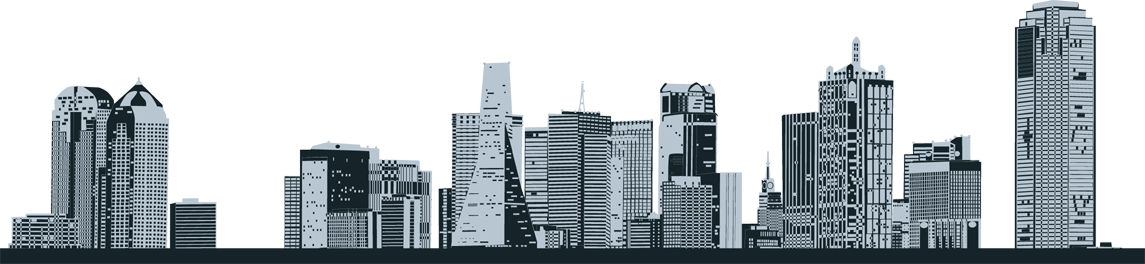 Skyline clipart smart city. Simple free panda images