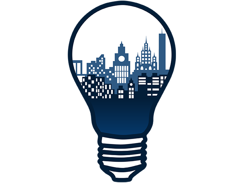 Skyline clipart smart city. Logo cities unused final