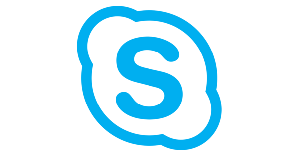 Skype transparent email signature. For business formerly lync